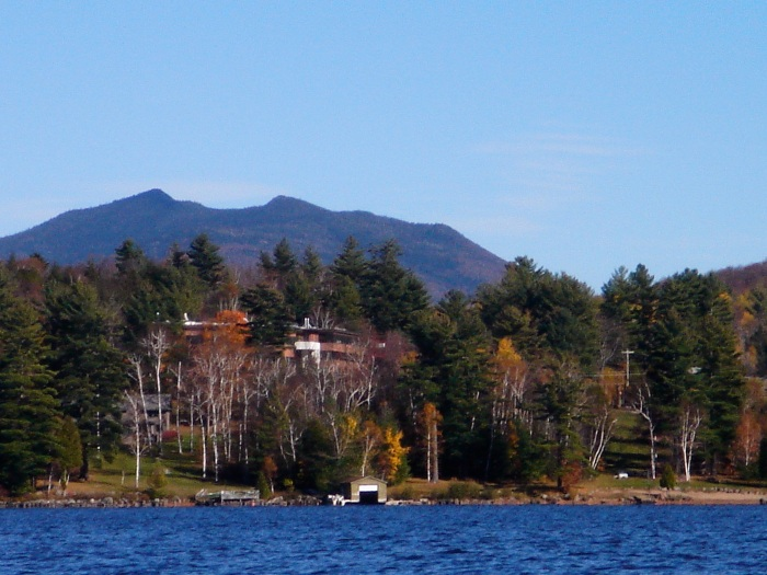Lower Seranac Lake - Adirondacks