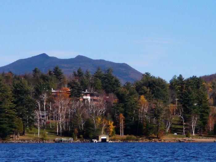 Lower Seranac Lake - Adirondacks