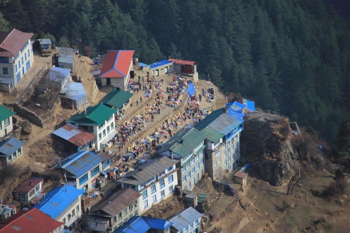 Namche Bazar