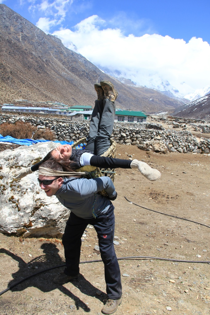 Khumbu Lyft - before it's time.