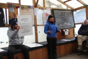 Daily Altitude lecture from the HRA physicians geared toward climbers and trekkers