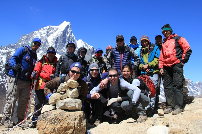 The magic of the Khumbu