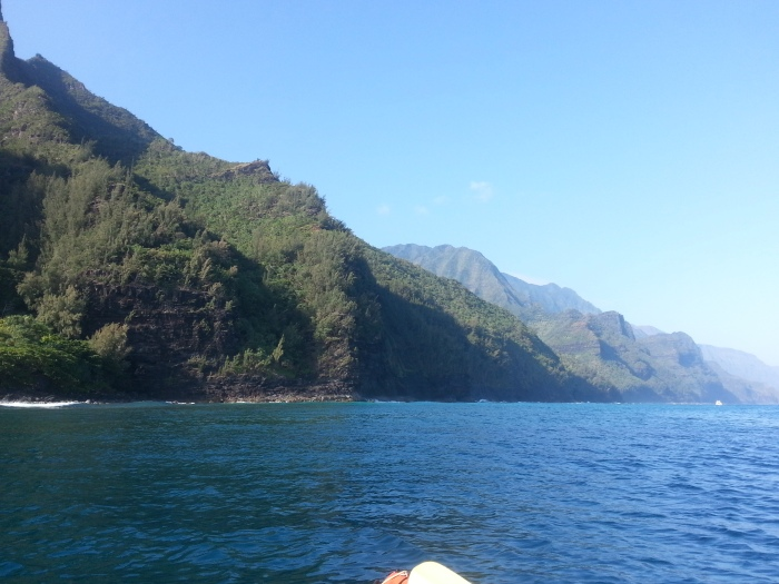 Cliffs of the Kalalau