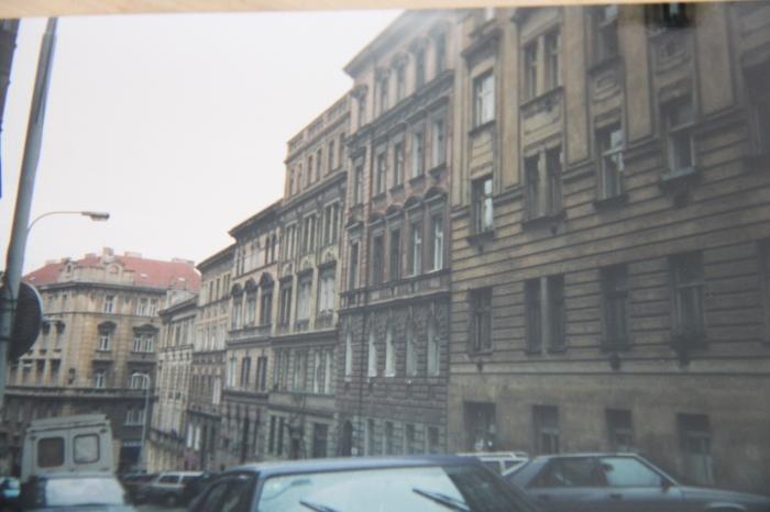 The street (Prague)