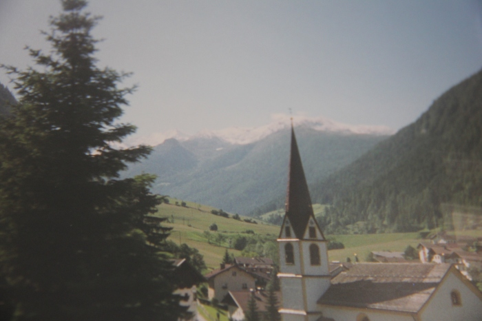 This view planted a seed that grew into a mission to hike and ski through these Alpine towns