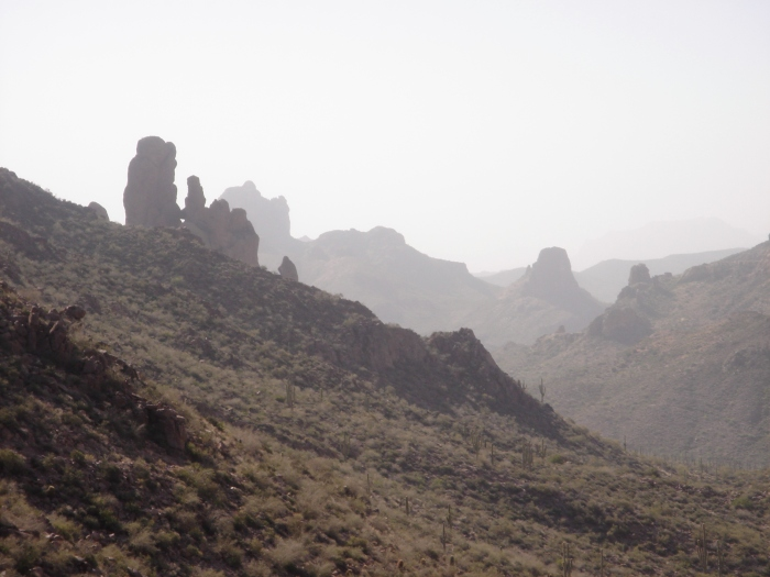 Superstition Mountains, AZ. worth a visit