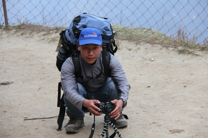 Phula Sherpa, also Ace Photographer